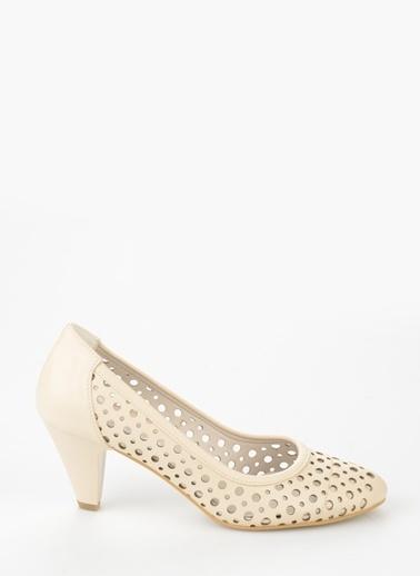 İnce Topuklu Klasik Ayakkabı-Bambi